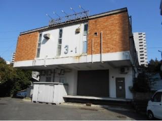 横浜若葉台1丁目倉庫外観