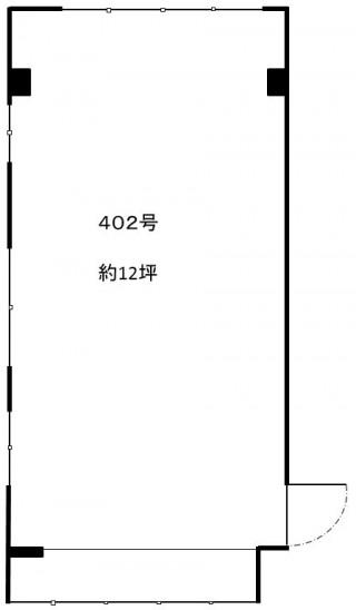 XA402 平面図 201902