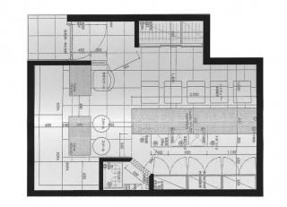 平面図-ニュー桂和ビル6階1号