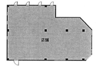 武庫元町阪神ビル図面